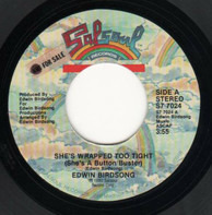 Edwin Birdsong - She's Wrapped Too Tight (She's A Button Buster)