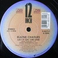 Elaine Charles - Lay It on the Line