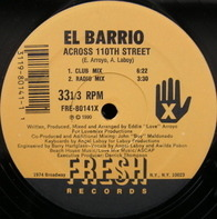 El Barrio - Across 110th Street