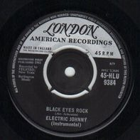 Electric Johnny - Black Eyes Rock / Johnny On His Strings