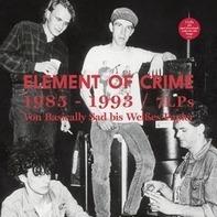 Element of Crime - 1985-1993 (7 LP-Boxset,Limitiert)