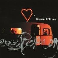 Element of Crime - Weiߟes Papier