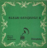Elena Gerhardt - Discophilia II