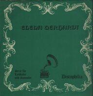 Elena Gerhardt - Discophilia