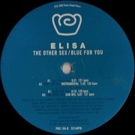 Elisa Burchett - The Other Sex / Blue For You