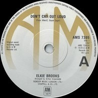 Elkie Brooks - Don't Cry Out Loud / Got To Be A Winner