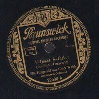 Ella Fitzgeral / Chick Webb - A-Tisket, A-Tasket / Undecided