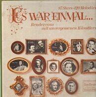 Ella Fitzgerald, Marlene Dietrich - Es war einmal - 87 Stars - 120 Melodien - Rendevous mit unvergessenen Künstlern