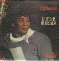 Ella Fitzgerald - Rhythm Is My Business