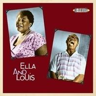 Ella & Louis Armstrong Fitzgerald - Ella & Louis