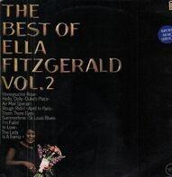 Ella Fitzgerald - The Best Of Ella Fitzgerald Vol. 2