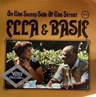 Ella Fitzgerald With Count Basie Orchestra - Ella and Basie!