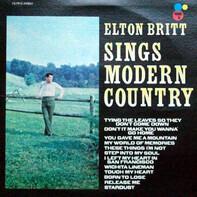 Elton Britt - Elton Britt Sings Modern Country