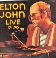 Elton John - Elton John Live 17-11-70