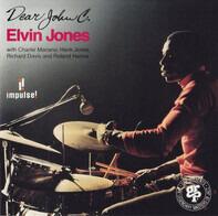 Elvin Jones - Dear John C.