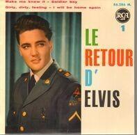 Elvis Presley - Le Retour D'Elvis 1