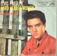 Elvis Presley With The Jordanaires - Hard Headed Woman