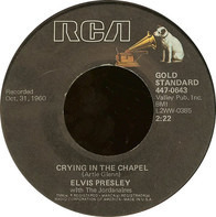 Elvis Presley With The Jordanaires - Crying In The Chapel