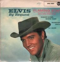 Elvis Presley With The Jordanaires - Elvis By Request - Flaming Star and 3 Other Great Songs