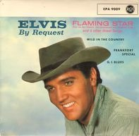 Elvis Presley With The Jordanaires - Flaming Star
