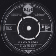 Elvis Presley With The Jordanaires - It's Now Or Never (O Sole Mio)