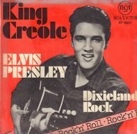 Elvis Presley , The Jordanaires - King Creole