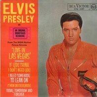 Elvis Presley with The Jordanaires - Love In Las Vegas