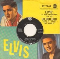 Elvis Presley With The Jordanaires - Stuck On You / Fame And Fortune