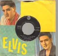 Elvis Presley With The Jordanaires - The Girl Of My Best Friend