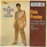 Elvis Presley - A Touch Of Gold Volume