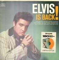 Elvis Presley - Elvis Is Back! -Coloured-