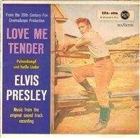 Elvis Presley - Love Me Tender (Pulverdampf Und Heisse Lieder)