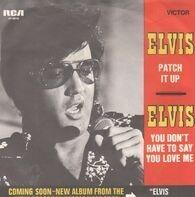 Elvis Presley - Patch It Up