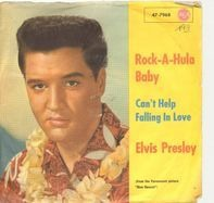Elvis Presley - Rock-A-Hula Baby  (''Twist Special'')/ Can`t Help Falling In Love