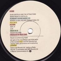 Elvis Costello & The Attractions - Radio Radio