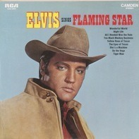 Elvis Presley - Elvis Sings 'Flaming Star'