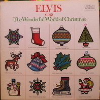 Elvis Presley - Elvis Sings the Wonderful World of Christmas