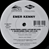 Emer Kenny - Golden Brown (The Junior Vasquez Remixes)