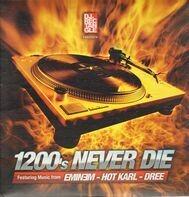 Eminem / Dree - DJ Rectangle Presents 1200's Never Die