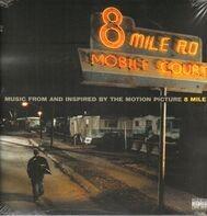 Eminem, Rakim, 50 Cent - 8 Mile Soundtrack