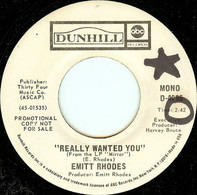 Emitt Rhodes - Really Wanted You