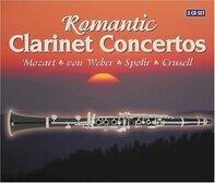 Emma Johnson - Romantic Clarinet Concertos
