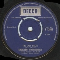Engelbert Humperdinck - The Last Waltz / That Promise