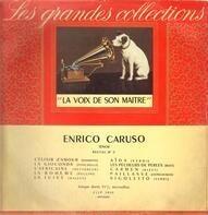 Enrico Caruso - Tenor, Recital N.2 (Donizetti, Verdi,..)
