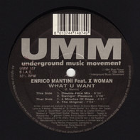 Enrico Mantini - What U Want