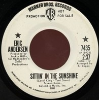 Eric Andersen - Sittin' In The Sunshine / Sunshine And Flowers