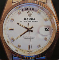 Eric B. & Rakim - As The Rhyme Goes On / Chinese Arithmetic