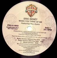 Eric Benét - When You Think Of Me
