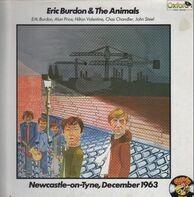 Eric Burdon & The Animals - Newcastle-on-Tyne, December 1963