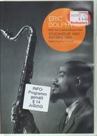 Eric Dolphy - With the Charles Mingus 6tet Stockholm 1964, Antibes 1960